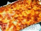 Рецепта Запечени картофи с бекон и кашкавал на фурна
